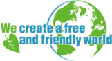 We create a free and friendly world