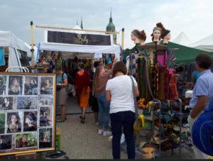 Unser Stand auf dem Afrikafestival in München