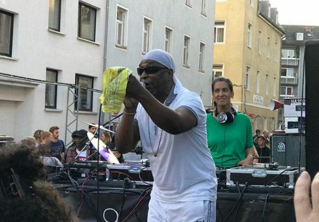 Reggae-Concert