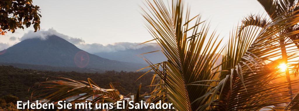 Lernen Sie Salvador kennen
