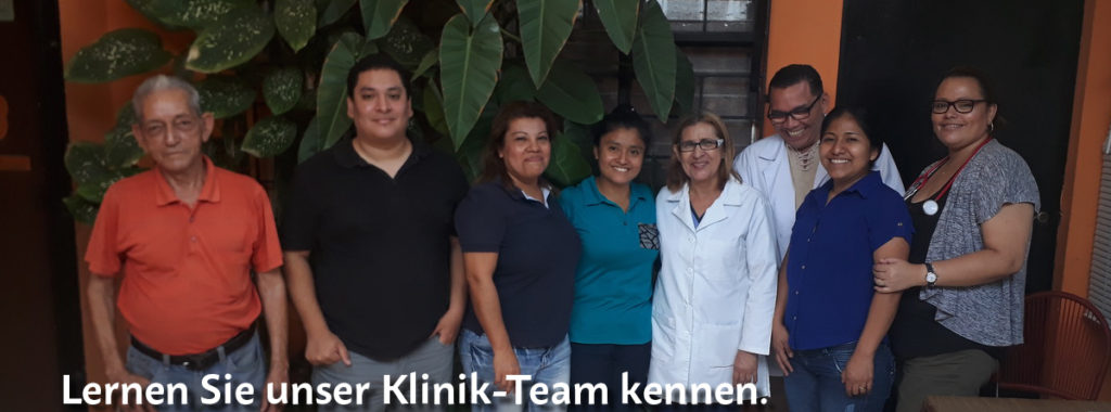 Klinik-Team Salvador